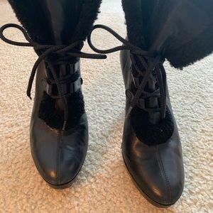 Authentic Fendi boots